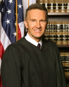 James Rogan  Judge of the Superior Court of California