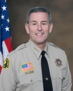 John McMahon San Bernardino County Sheriff - Coroner