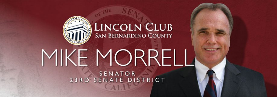 Mike Morrell - Event - Lincoln Club of San Bernardino County
