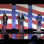 California: U.S. Senate candidates' debate spotlights styles of Kamala Harris, Loretta Sanchez