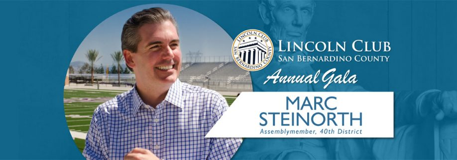 Luncheon With Special Guest Marc Steinorth - Lincoln Club of San Bernardino County Event