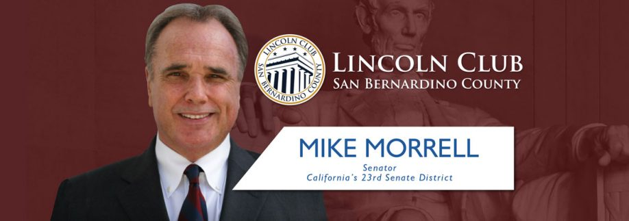 Mike Morrell - Lincoln Club San Bernardino - Event